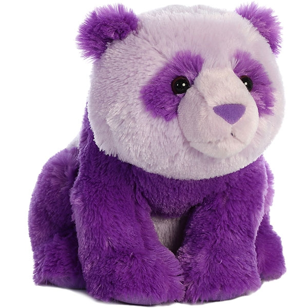 PANDA PLUSH - PURPLE