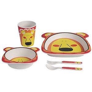 DINNER SET LION