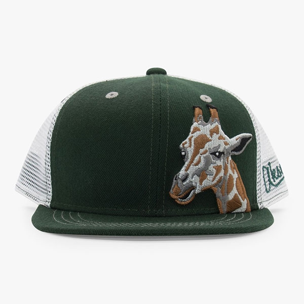 GIRAFFE YOUTH BASEBALL HAT
