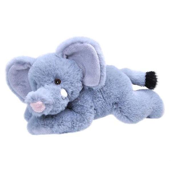 ELEPHANT ECOKINS MINI PLUSH
