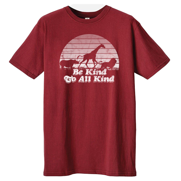 BE KIND TO ALL KIND ADULT TEE