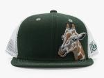 GIRAFFE YOUTH BASEBALL HAT
